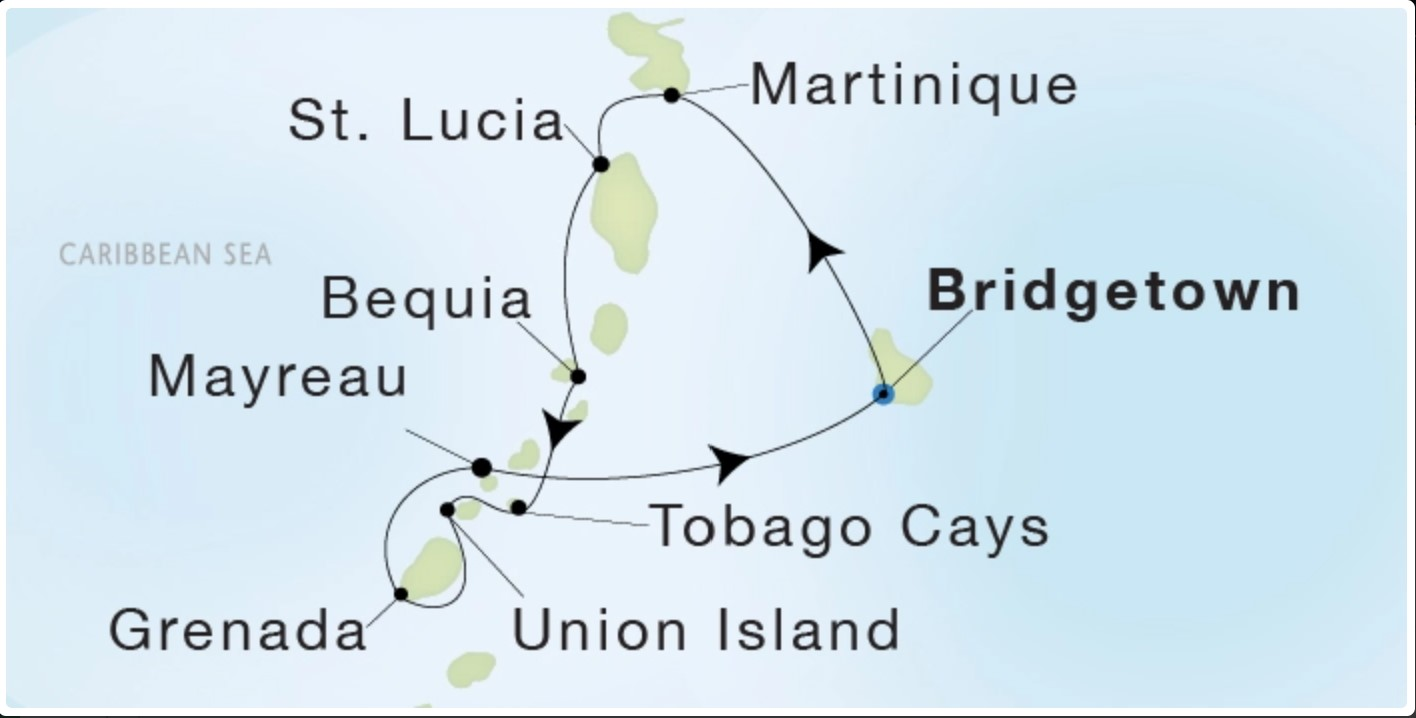 Bridgetown Cruise 2021